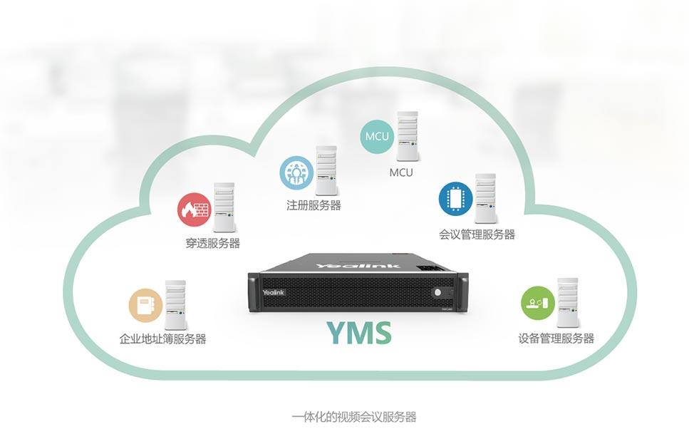 亿联视频服务器MCU YMS1000
