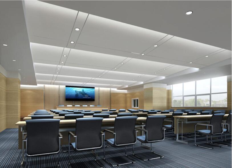 大型多媒体会议室